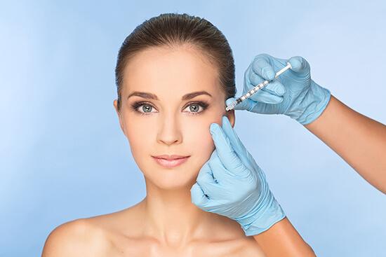 Anti-wrinkle injectables (Botox)